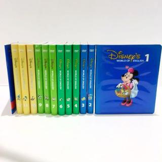 Disney - 2011年購入!ディズニー英語システム ストレートプレイDVD