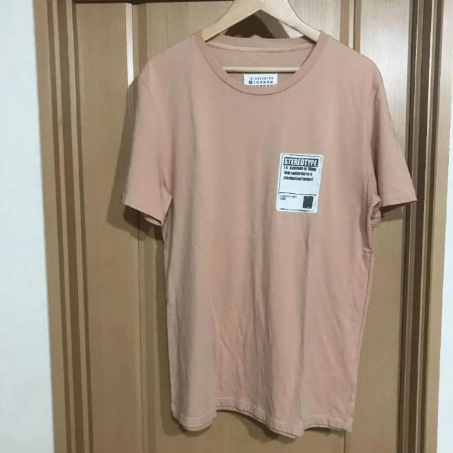 Maison Martin Margiela(マルタンマルジェラ)のメゾンマルジェラ  tシャツ メンズのトップス(Tシャツ/カットソー(半袖/袖なし))の商品写真
