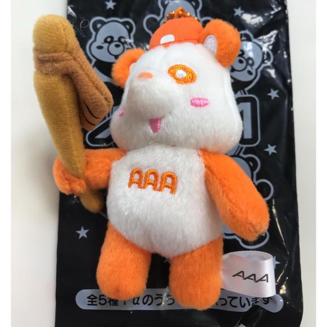 AAA(トリプルエー)のAAA えーパンダ  橙 エンタメ/ホビーのタレントグッズ(ミュージシャン)の商品写真