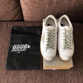 ゴールデングース(GOLDEN GOOSE)のGOLDEN GOOSE ゴールデングース SUPERSTAR スニーカー 41(スニーカー)