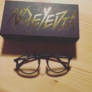 ビームスボーイ(BEAMS BOY)のNOEYEDIA伊達眼鏡(サングラス/メガネ)