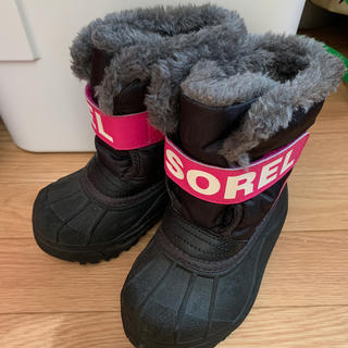 ソレル(SOREL)のSOREL 14センチ (ブーツ)