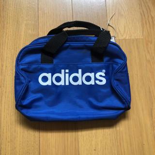 アディダス(adidas)のアディダス●ミニボストン●難あり(その他)