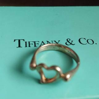 Tiffany & Co. - 💗ティファニーリング💗