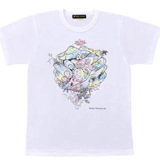 アラシ(嵐)のチャリTシャツ(Tシャツ(半袖/袖なし))