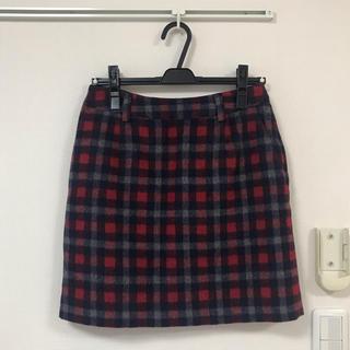 ローリーズファーム(LOWRYS FARM)のLOWRYS FARM チェック スカート(ミニスカート)