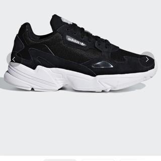 adidas - adidas ファルコン ブラック