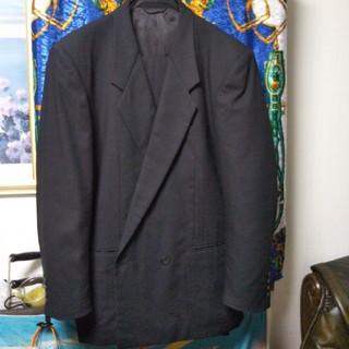 クリスチャンディオール(Christian Dior)のクリスチャンディオール 黒柄あり 2ボタン スーツ(スーツ)