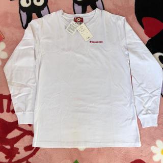 コンバース(CONVERSE)のコンバース  ロンT  レディース(Tシャツ(長袖/七分))