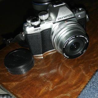 OLYMPUS - OLYMPUSミラーレス一眼カメラ OM-D E-M10 MarkII EZ