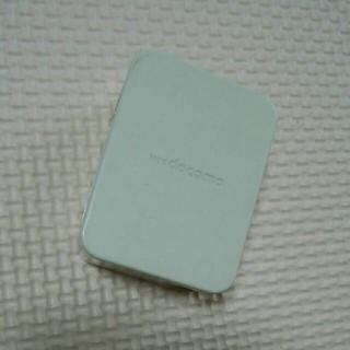 NTTdocomo - 中古品 NTTドコモ ACアダプタ 03