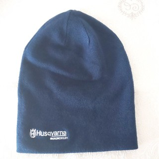 Husqvarna ニット帽(モトクロス用品)