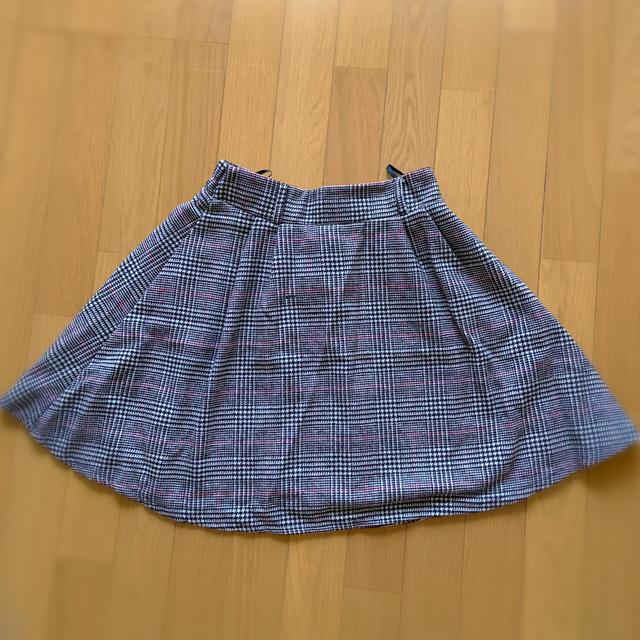 しまむら(シマムラ)のミニスカート レディースのスカート(ミニスカート)の商品写真