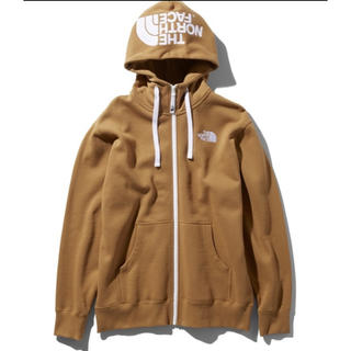 THE NORTH FACE - XS BK THE NORTH FACE ノースフェイス リアビューフルジップ