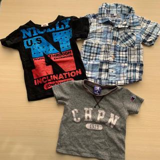 チャンピオン(Champion)のシャツ三枚セット(Tシャツ)