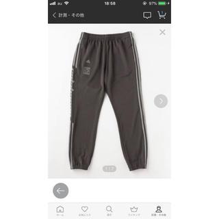 adidas - adidas yeezy トラックパンツ