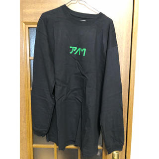 パム(P.A.M.)のP.A.M × Pw long sleeve tee(Tシャツ/カットソー(七分/長袖))