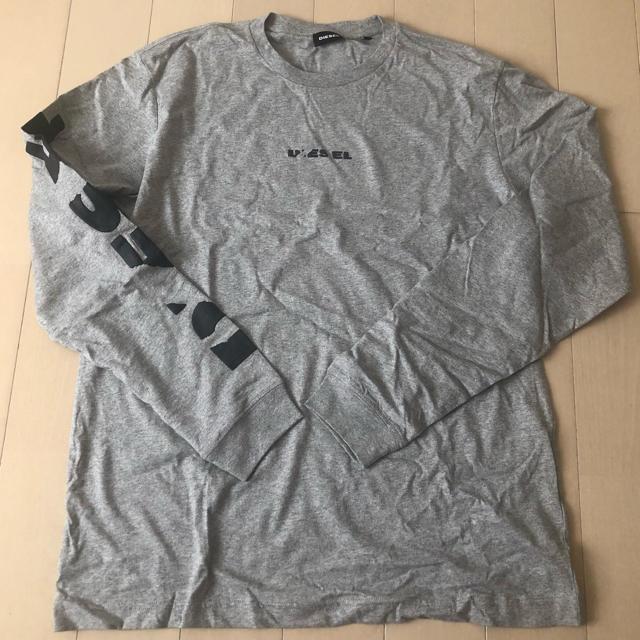 DIESEL(ディーゼル)のdiesel ロンT メンズのトップス(Tシャツ/カットソー(七分/長袖))の商品写真