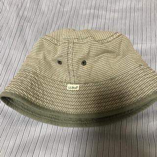 エルエルビーン(L.L.Bean)の L. L. Bean エルエルビーン  キッズ 帽子 サイズ54センチ(帽子)