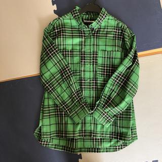 スナイデル(snidel)のチェックシャツ(シャツ/ブラウス(長袖/七分))
