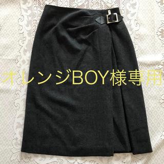 ケイタマルヤマ(KEITA MARUYAMA TOKYO PARIS)のKEITA MARUYAMA スカート(ひざ丈スカート)