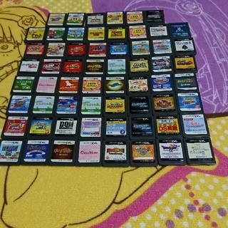 ニンテンドーDS(ニンテンドーDS)のDS ソフト セット(携帯用ゲームソフト)