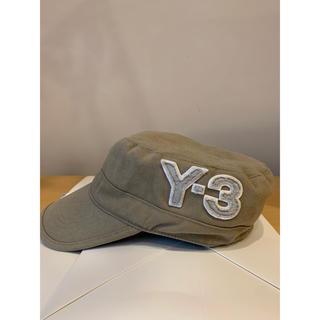 ワイスリー(Y-3)のY-3 YOHJI YAMAMOTO  adidas キャスケット(キャスケット)