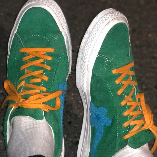 CONVERSE(コンバース)のgolf wang converse 28.5cm ゴルフワンコンバース メンズの靴/シューズ(スニーカー)の商品写真