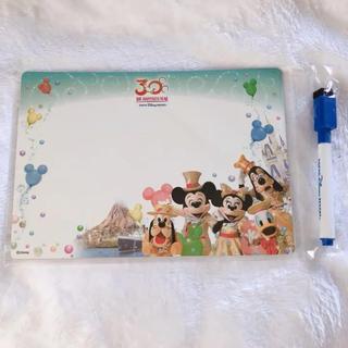 Disney - TDL30th 非売品マグネットボード