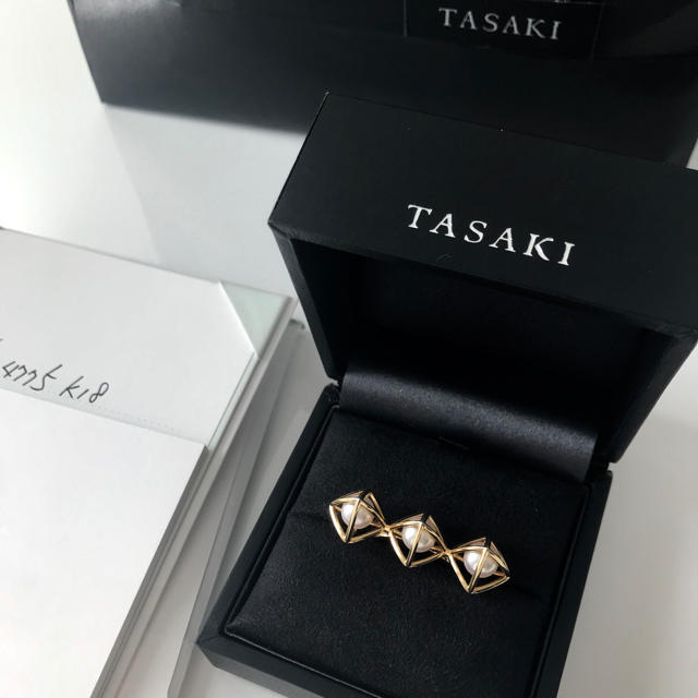 TASAKI(タサキ)のハナコ様 専用です☆次回クーポン時まで レディースのアクセサリー(リング(指輪))の商品写真