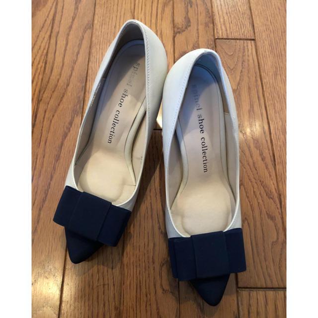 パンプス ヒール レディースの靴/シューズ(ハイヒール/パンプス)の商品写真