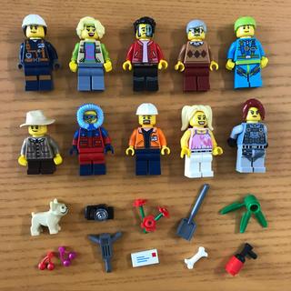 Lego - LEGO ミニフィグ 10体セット
