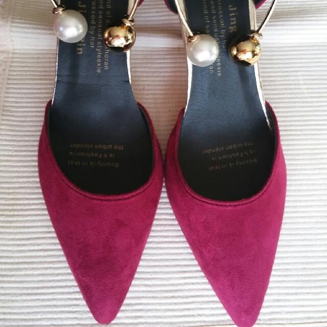 ヒールパンプス レディースの靴/シューズ(ハイヒール/パンプス)の商品写真