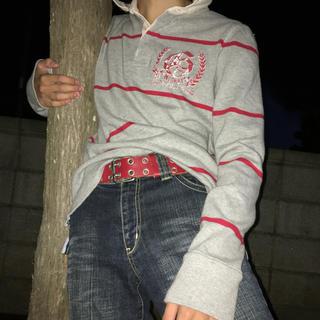 ギャップ(GAP)のロンティー ポロシャツ ヴィンテージ  gap(Tシャツ/カットソー(七分/長袖))