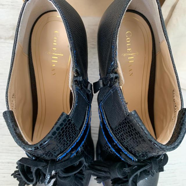 Cole Haan(コールハーン)のコールハーン キルティブーティー レディースの靴/シューズ(ブーティ)の商品写真
