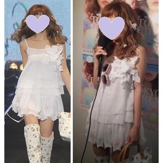ニーナミュウ(Nina mew)の【 セットアップ 】♡ リボン トップス スカート ニーナミュウ(セット/コーデ)