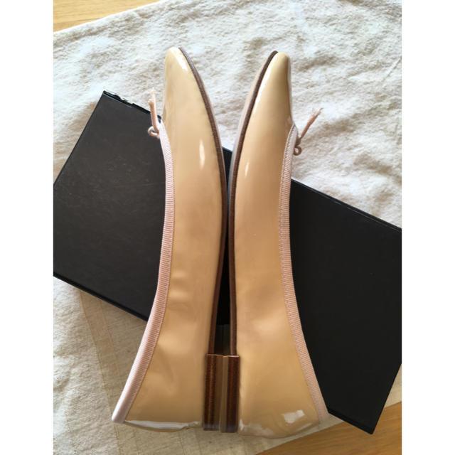 repetto(レペット)の未使用☆レペットバレエシューズ38(やや傷あり) レディースの靴/シューズ(バレエシューズ)の商品写真