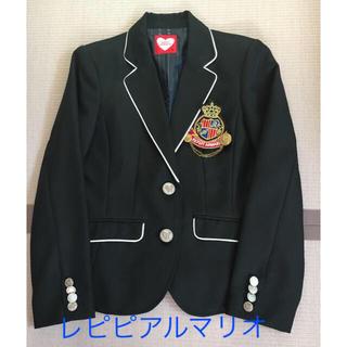 repipi armario - 【卒服】卒業式 女の子160レピピ  ジャケット&エンブレム