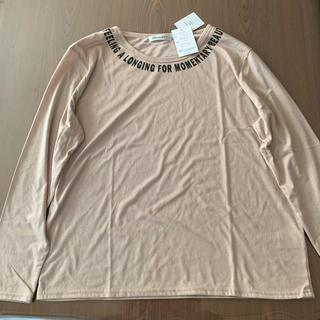 大きいサイズ❗️レディース3LロンT❗️(Tシャツ(長袖/七分))