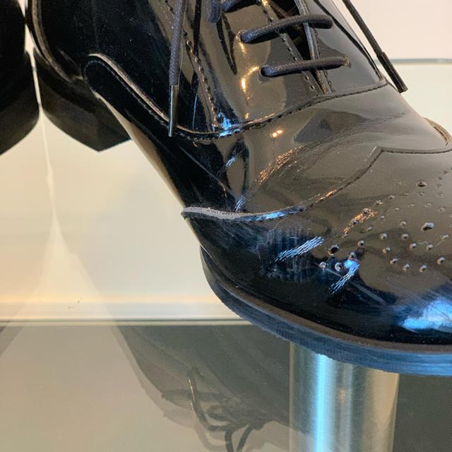 BEAUTY&YOUTH UNITED ARROWS(ビューティアンドユースユナイテッドアローズ)のビューティアンドユース ユナイテッドアローズ レースアップシューズ レディースの靴/シューズ(ローファー/革靴)の商品写真
