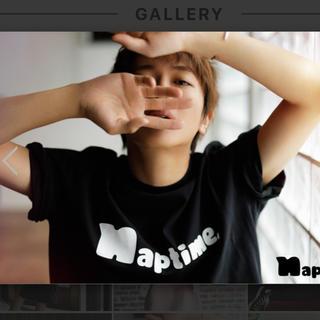 AAA - Naptime nissy 限定 Tシャツ ブラック M