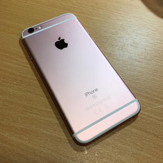 新品級! 超美品 iPhone6s 32GB simフリー