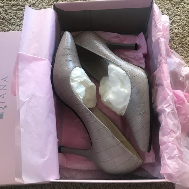 DIANA(ダイアナ)のmar様専用 Diana ハイヒール レディースの靴/シューズ(ハイヒール/パンプス)の商品写真