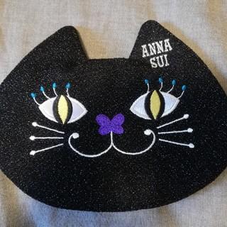 アナスイ(ANNA SUI)のアナスイ 黒猫 ティッシュケース(その他)