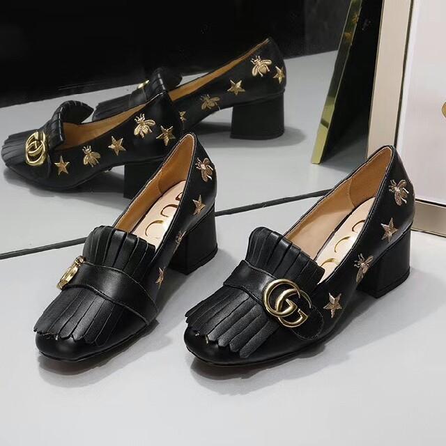 Gucci(グッチ)のGUCCI パンプス レディースの靴/シューズ(ハイヒール/パンプス)の商品写真