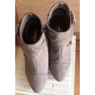 ヴェリココ(velikoko)のvelikokoヴェリココ  ショートブーツ(ブーツ)