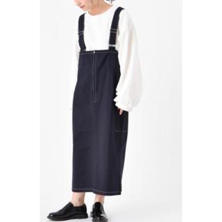 Kastane - kastane/デニムジャンパースカート♡