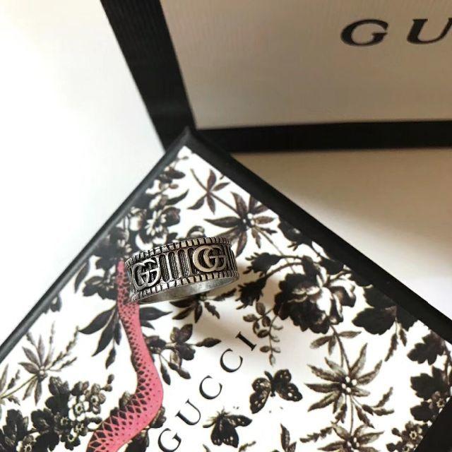 Gucci(グッチ)の人気品 グッチ リング  メンズのアクセサリー(リング(指輪))の商品写真
