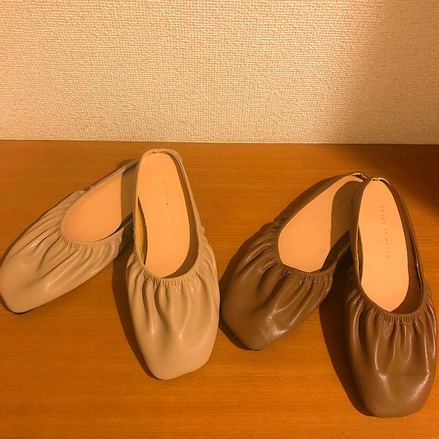 SENSE OF PLACE by URBAN RESEARCH(センスオブプレイスバイアーバンリサーチ)のセンスオブプレイス バブーシュ セット レディースの靴/シューズ(スリッポン/モカシン)の商品写真