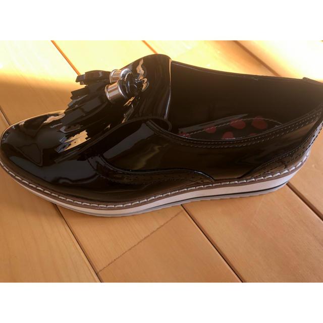 ZARA(ザラ)の厚底シューズ レディースの靴/シューズ(ローファー/革靴)の商品写真